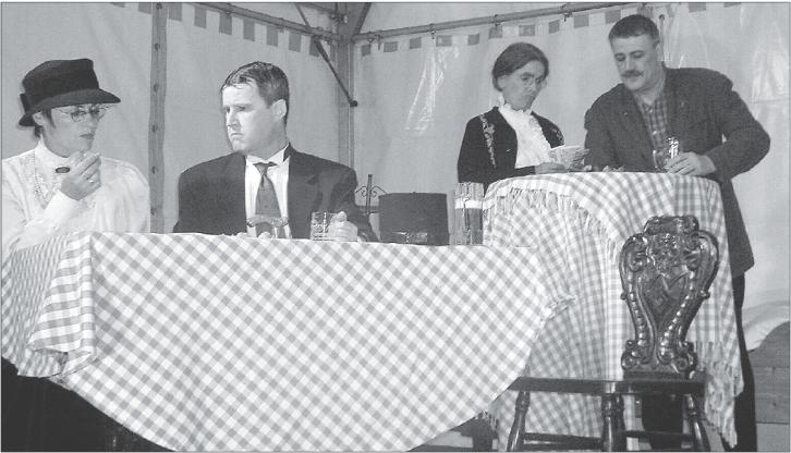Vorhang auf: Seit 1986 bereits steht die Holzheimer Schauspieltruppe auf der Bühne und begeistert ihr Publikum.