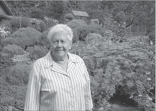 Zahlreiche attraktive Motive aus ihrer Heimat an der Aar hat die Holzheimerin Ruth Russ fotographisch festgehalten.  Foto: Wilma Rücker