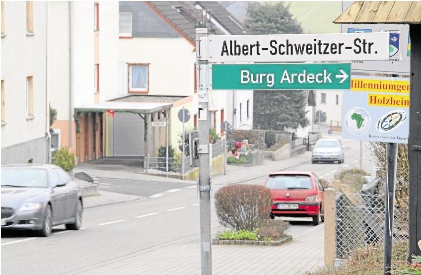 In der Limburger Straße wird zu schnell gefahren. Ihrem Ärger darüber verschafften sich jüngst Anwohner gegenüber dem Gemeinderat Luft. Jetzt hat sich das örtliche Gremium für eine Geschwindigkeitsbeschränkung auf 30 km/h ausgesprochen. Foto:Uli Pohl