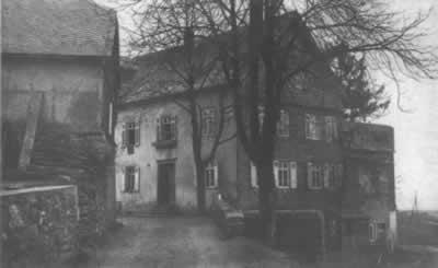 Ohl'sche Mühle um 1925
