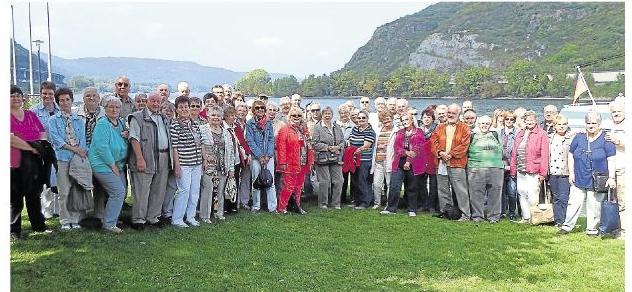 Tagesfahrt des VDK-Ortsverbandes Niederneisen/Flacht/Holzheim